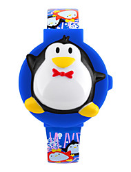 cheap -Skmei®Children Fashion Penguin Shape LED Wrist Watch PU Strap Assorted Colors Cool Watches Unique Watches