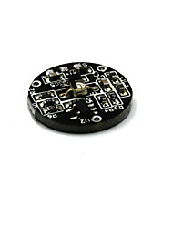 Недорогие -импульса частота сердечных сокращений / датчик для Arduino плата-черный (работает с официальными плат Arduino)