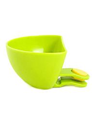 levne -kreativní jednoduchá akrylová příchutě pro kuchyni (2ks) - barva barvy
