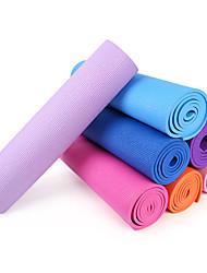 billige -Yogamåtter Ikke Giftig PVC 6 mm for