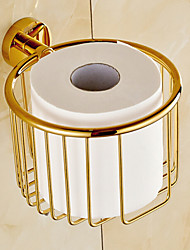 cheap -Toilet Paper Holder / Ti-PVD Brass /Contemporary