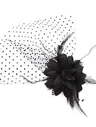 jednolůžkové závoje na svatební závoj s tylovými svatebními doplňky