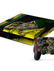 preiswerte -B-SKIN PS4 PS/2 Taschen, Koffer und Hüllen - PS4 Neuartige #
