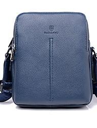 cheap -Men Bags All Seasons PU Shoulder Bag for Casual Formal Outdoor Office & Career Black Brown Blue