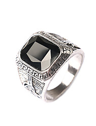 cheap -Women's Ring - Stylish Black / Red Ring For Wedding / Party / Evening