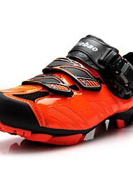 billiga Sport och friluftsliv-Z.Suo® Herr Sneakers / Cykelskor Vibram Cykling / Cykel Anti-halk, Inverkan, Slitsäker Lycra / TPU Svart / Orange / Krok&loop
