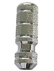 2pcs tatuagem basekey aperto de alumínio médio volta do caule cor aleatória