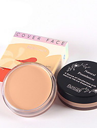 Natural Foundation Cream/Pearl Cream/Blemish Cream  1pc Cosmetic Beauty Care Makeup for Face