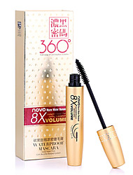 economico -Mascara Balsamo Umido / Minerale Ciglia curve Nero Occhi 1 1 Make Up For You