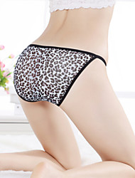 cheap -Women's Sexy Leopard Print Boy shorts & Briefs Panties Underwear Women's Lingerie