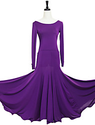 cheap -Ballroom Dance Dresses Women's  Performance  Draped Dress by Shall We®