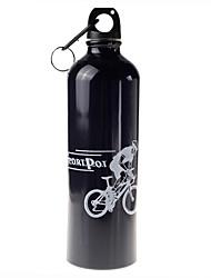 Недорогие -Бутылки для воды Другое Удобный Назначение Велоспорт Шоссейный велосипед Велосипедный спорт / Велоспорт Велосипеды для активного отдыха Алюминиевый сплав 1 pcs