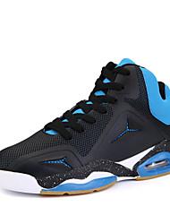 Недорогие -Муж. обувь Ткань Зима Осень Удобная обувь Спортивная обувь Для баскетбола Шнуровка для Атлетический Повседневные на открытом воздухе