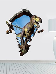 cheap -Cartoon Wall Stickers 3D Wall Stickers Decorative Wall Stickers, Vinyl Home Decoration Wall Decal Wall Decoration
