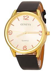 cheap -Women's Casual Design PU Band Quartz Wristwatch Cool Watches Unique Watches