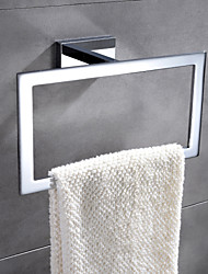 cheap -Towel Ring / Chrome Brass /Contemporary
