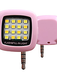 cheap -RK05 Cold and Warm Lighting Phone Sync Flash(Assorted Color)