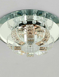cheap -Crystal Ceiling Lamp Spotlight LED SMD 3W Creative Lamp Absorb Dome Light