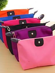 baratos -inserção de viagem portátil cosméticos forro da bolsa organizador de bolsa arrumada maquiagem produtos de higiene pessoal saco de viagem