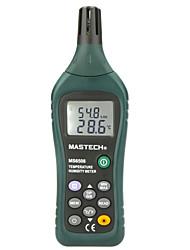 baratos -MASTECH ms6508 (medição de temperatura ambiente, umidade relativa do ar, temperatura e umidade), com armazenamento de dados