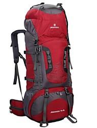 Недорогие -80 L Рюкзаки / Походные рюкзаки / Заплечный рюкзак - Водонепроницаемость, Теплоизоляция, Защита от пыли На открытом воздухе Отдых и Туризм, Восхождение, Путешествия
