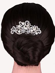 billige -Legering Hair Combs med 1 Bryllup / Speciel Lejlighed Medaljon