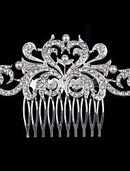 abordables -los panales nuevos perla coreana venta de joyas de la novia del tocado del diamante
