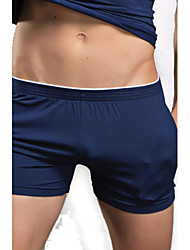 cheap -Men's Sexy Underwear Multicolor High-quality Cotton Boxers