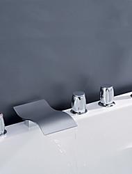 PORTAGE - Robinet de baignoire mélangeur à cascade