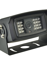Rear View Camera - Compatibile con qualsiasi modello di auto - OV 7950 - 170 ° - 420 linee tv disponibili
