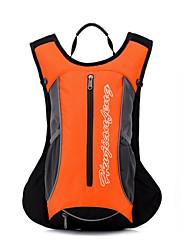 12 L batoh Volnočasové sporty Outdoor Odolný proti vlhkosti / Nositelný Oranžová Oxford Fulang
