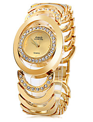 cheap -Women's Diamond Quartz Watch Luxury Wristwatch Cool Watches Unique Watches