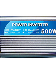 cheap -500W Meind Power Inverter 12V to 220V