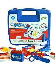 economico -36pcs medico giocare scatola medica trattamento giocattoli gioco di finzione giocattoli fai da te impostati