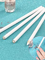 4pcs / set arte del chiodo le gemme che selezionano strumento di cristallo matita di cera penna picker, strass penne pick-up