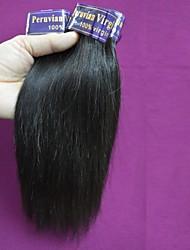 cheap -new 7a quality peruvian virgin hair straight raw remy peruvian human hair mixed length 300g lot natural color