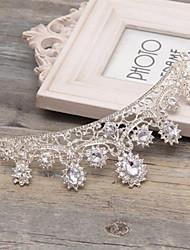 cheap -Bridal Wedding Princess Pageant Prom Crystal Tiara Crown Headband