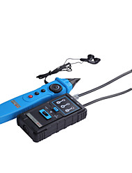Недорогие -многофункциональный сетевой тестер кабеля RJ45 LAN тестер кабель провод трекера телефонная линия RJ11 тестер Ferramentas