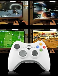 cheap -Wireless Shock Game Controller for Microsoft XBox 360