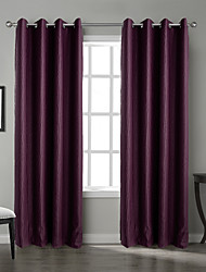 cheap -VERSUS crinkle blackout curtain