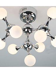 baratos -9-luz Montagem do Fluxo Luz Superior - Estilo Mini, 110-120V / 220-240V, Branco Quente, Lâmpada Não Incluída / G4 / 10-15㎡ / FCC / VDE
