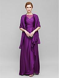 Women's Wrap Shawls Sleeveless Taffeta Regency Wedding / Party/Evening Wide collar 39cm Draped Open Front
