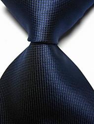 Controllata cravatta di cravatta degli uomini jacquard
