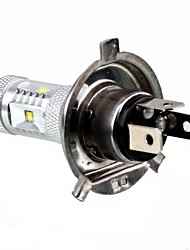 2008-2016 Year Plymouth etc CREE 30W H4 LED Fog Lamp Car High Beam Lamp Low Car Low Beam Lamp