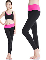 Women's Gym Leggings Running Tights Quick Dry Compression Sweat-wicking Tights Pants / Trousers Leggings Compression Clothing Bottoms for