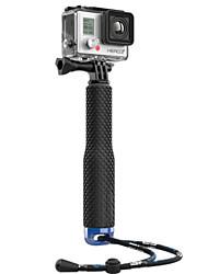 Недорогие -На бретельках Ручки Монопод Для Экшн камера Gopro 4 Gopro 3 Gopro 3+ SJCAM Алюминиевый сплав - 1