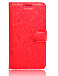 cheap -Case For Xiaomi Mi Case Card Holder Wallet with Stand Flip Full Body Cases Solid Color Hard PU Leather for