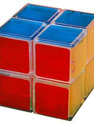 Недорогие -Кубик рубик 2*2*2 Спидкуб Кубики-головоломки головоломка Куб профессиональный уровень Скорость ABS Новый год День детей Подарок