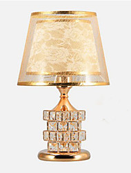 Crystal European Style Luxury Wedding Table lamp High Quality