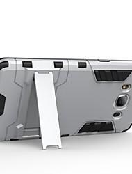 economico -Custodia Per Samsung Galaxy Samsung Galaxy Custodia Resistente agli urti / Con supporto Per retro Armatura PC per On 7 / On 5 / J7